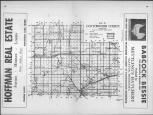 Index Map, Cottonwood County 1960